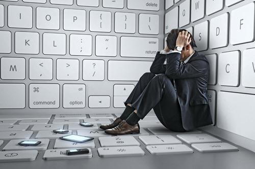 افسردگی و شبکه های مجازی